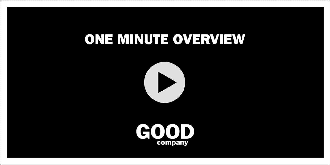 GOOD Company slides