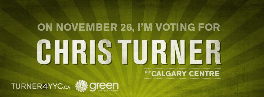Vote Chris Turner
