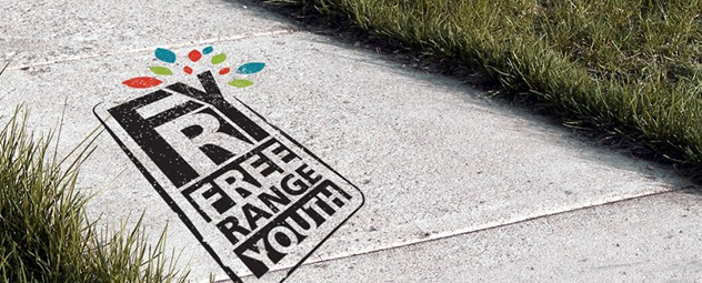 Fry Free Range Youth Logo