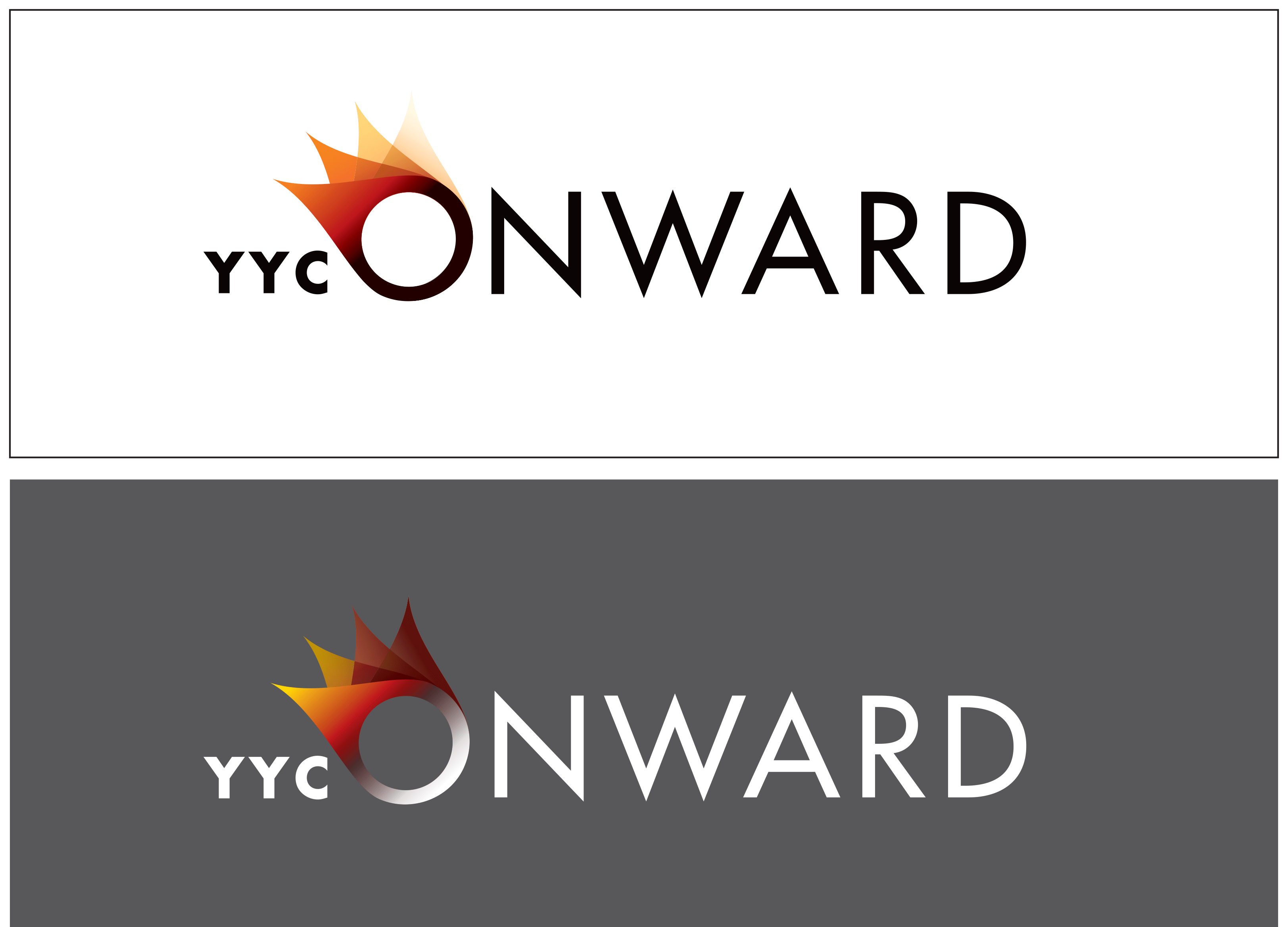 YYC Onward logo