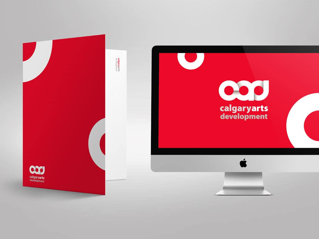 Calgary Arts Development brand