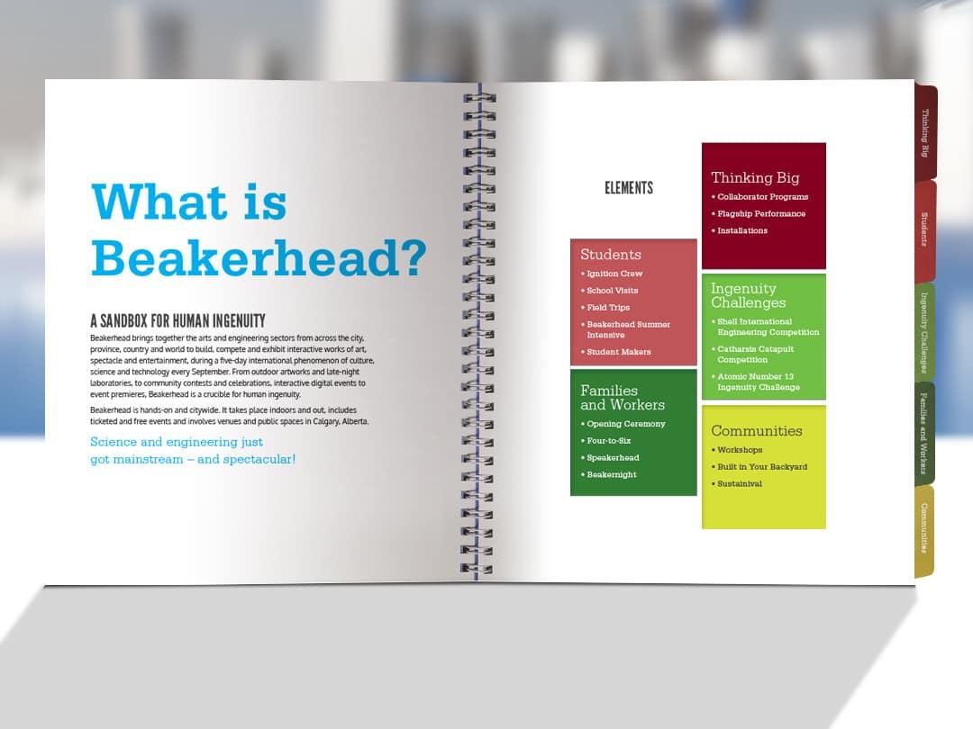 Beakerhead report