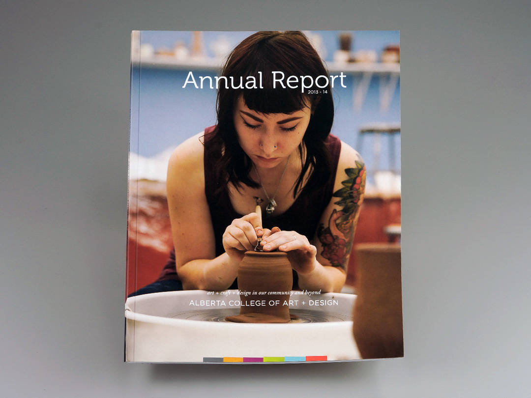 ACAD Annual Report Cover