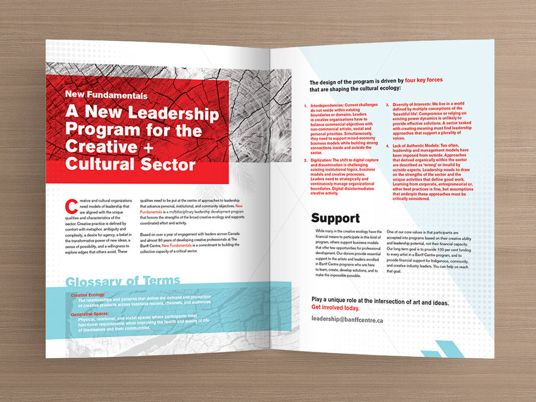 Banff Centre Leadership Program