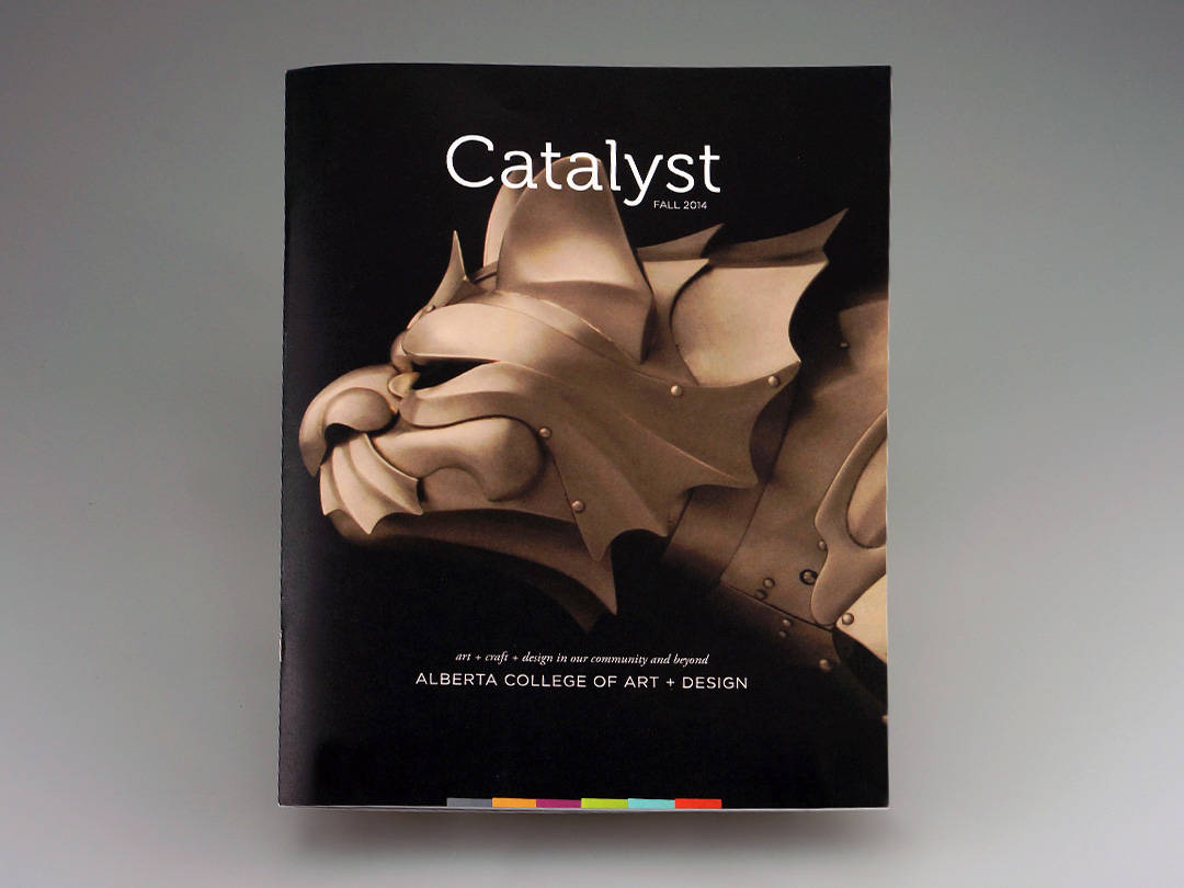 Catalyst Magazine cover