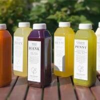Juice Because bottles