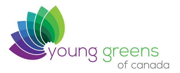 Young Greens of Canada Logo
