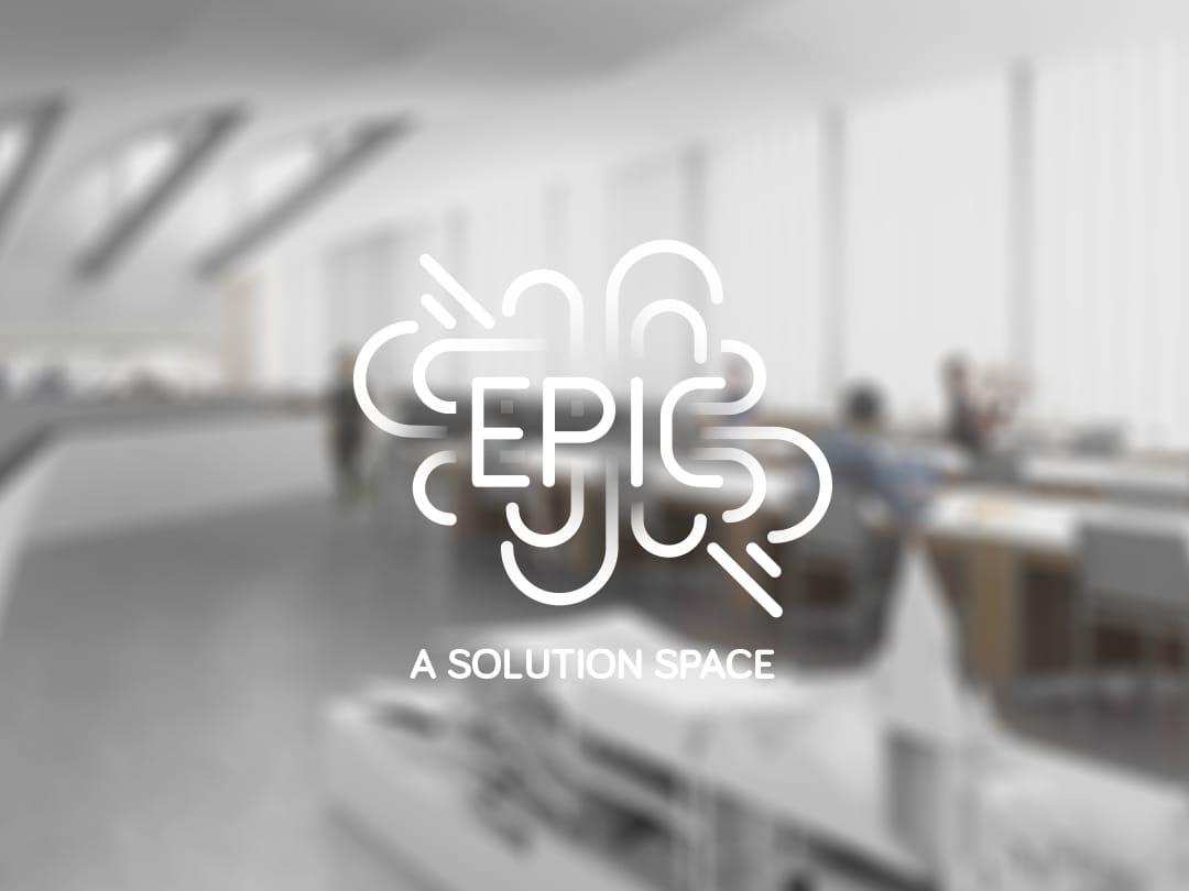 EPIC branding - logo