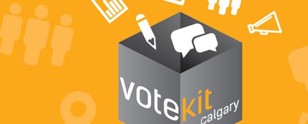 Vote Kit Calgary