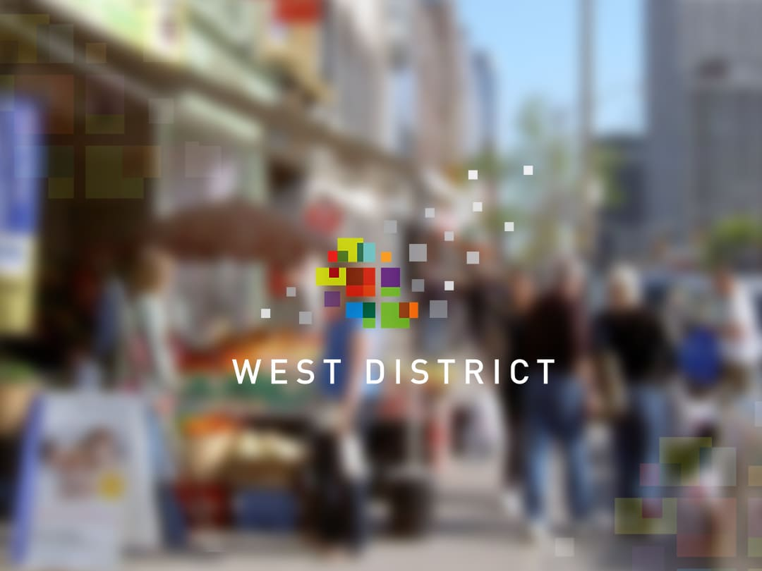 West District logo