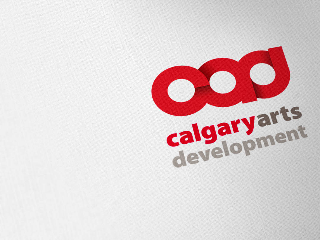 Calgary Arts Development logo