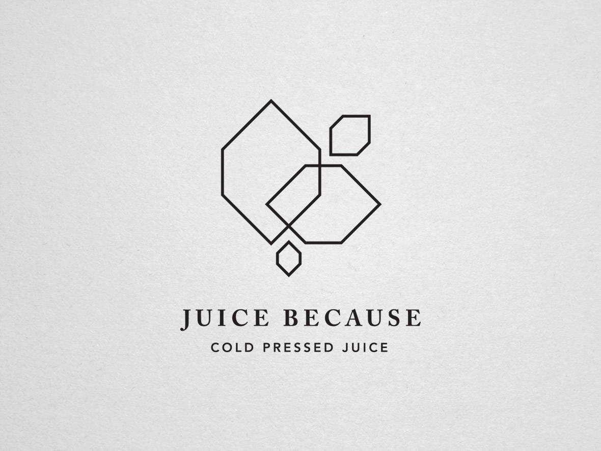 Juice Because logo