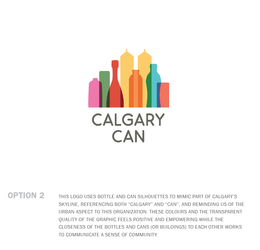 Calgary Can Logo Chosen