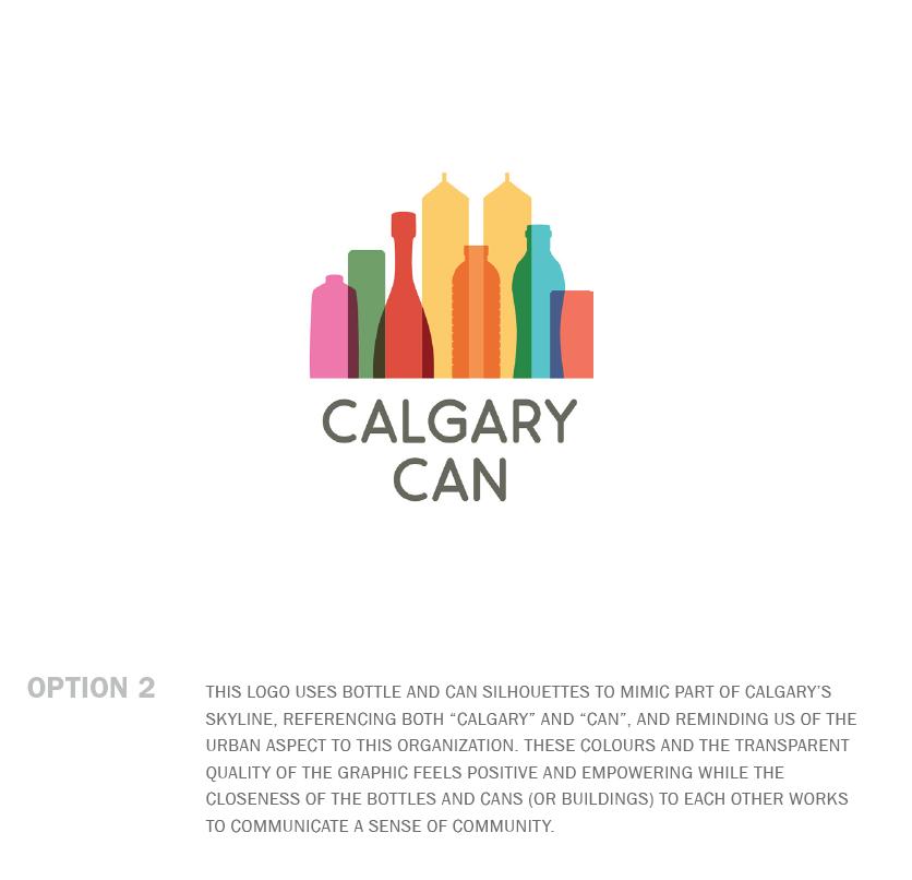 Calgary Can Logo Chosen