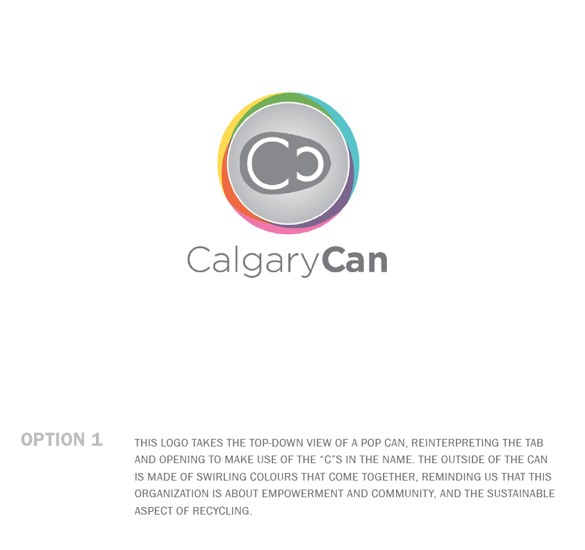 Calgary Can Logo Option
