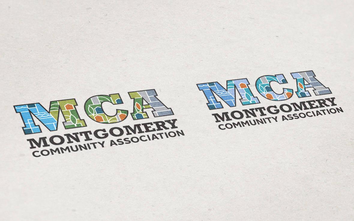 Montgomery Community Association Logos