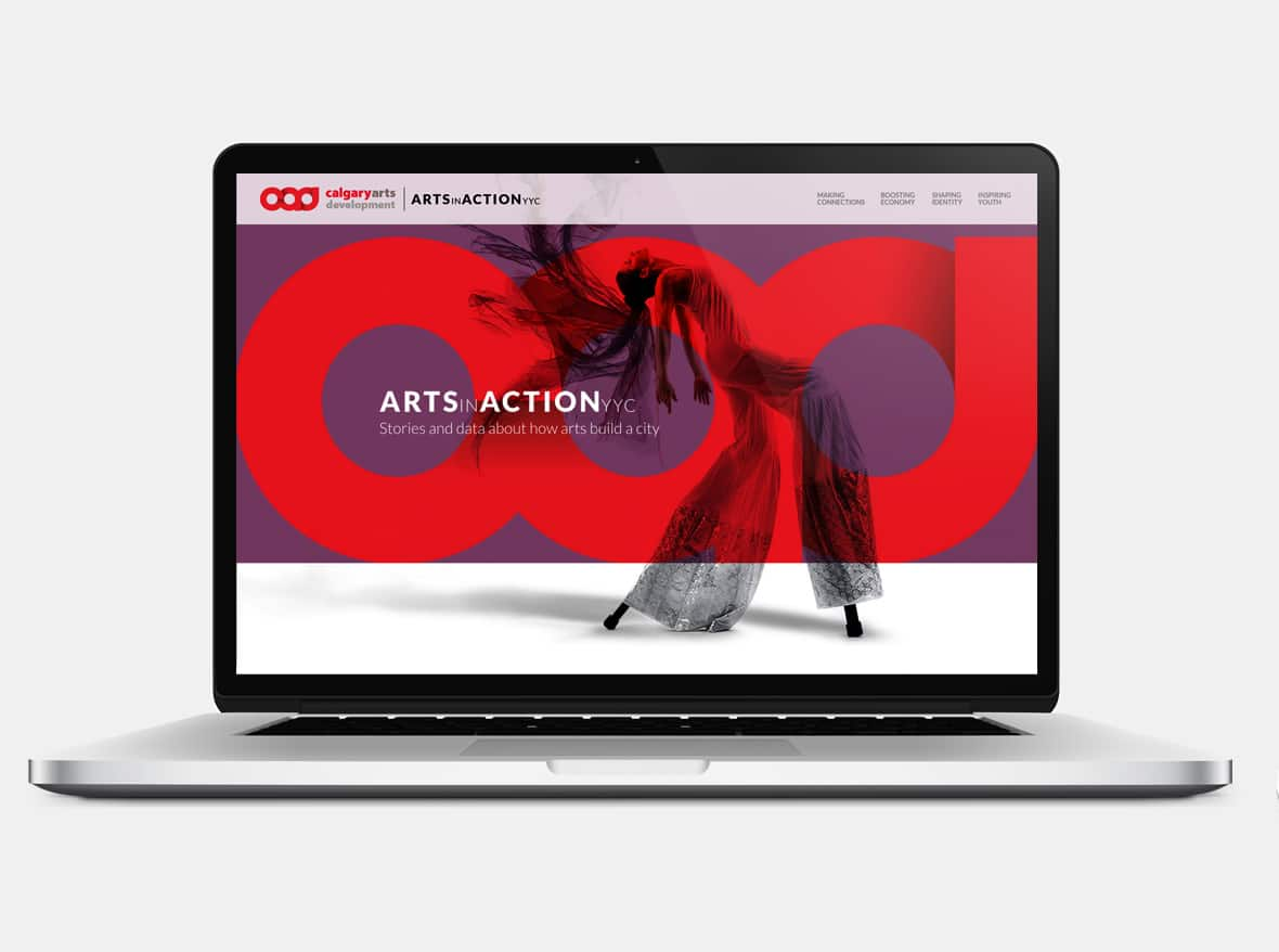 CAD Arts in Action Website