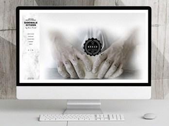 Sidewalk Citizen Website Design