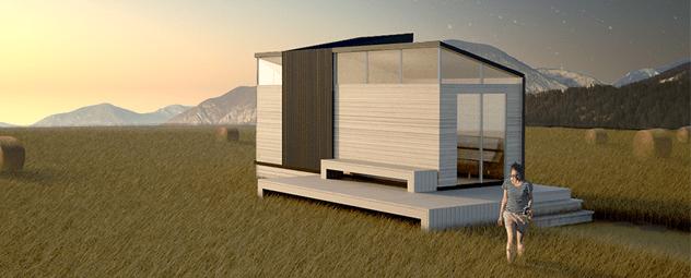Tiny Homes model