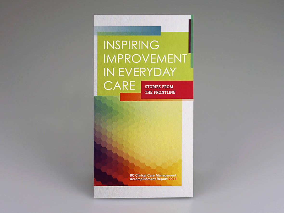 BC Clinical Care Management Accomplishment Report