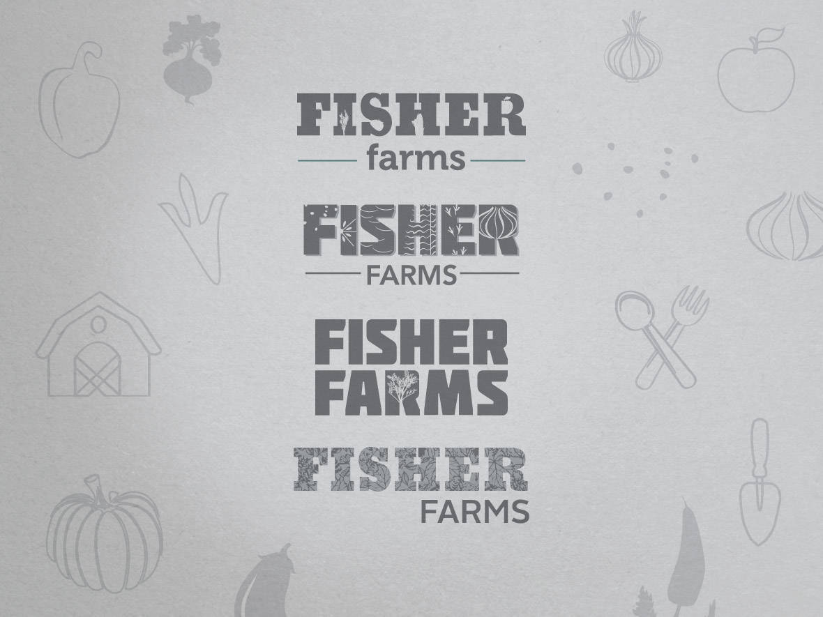 Process Fisher Farms Logo