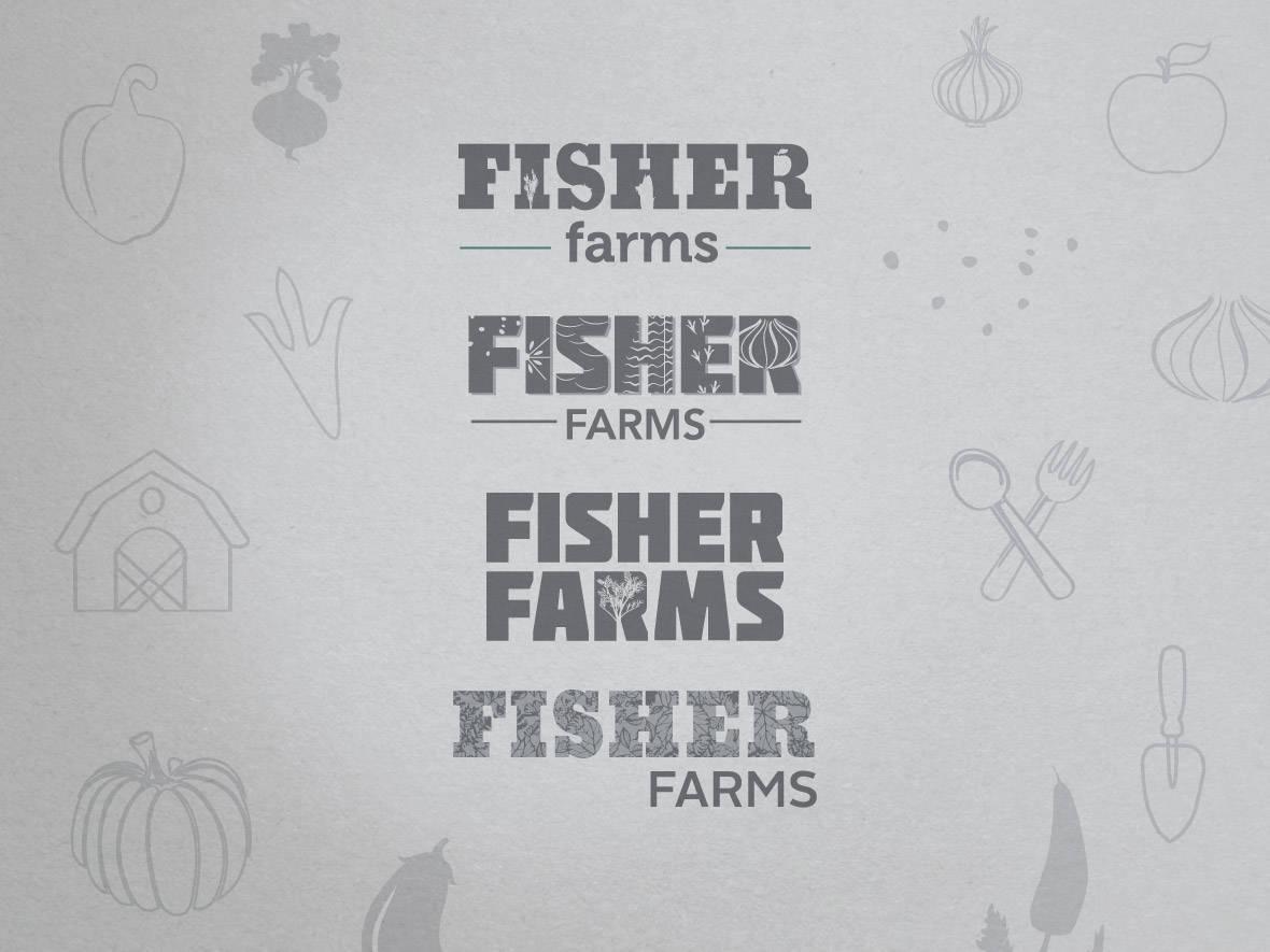 Process Fisher Farms Logo