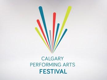 Calgary Performing Arts Festival brand