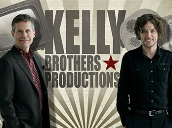Kelly Brothers Productions Website header