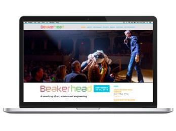 Beakerhead website