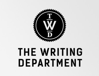 The Writing Department logo