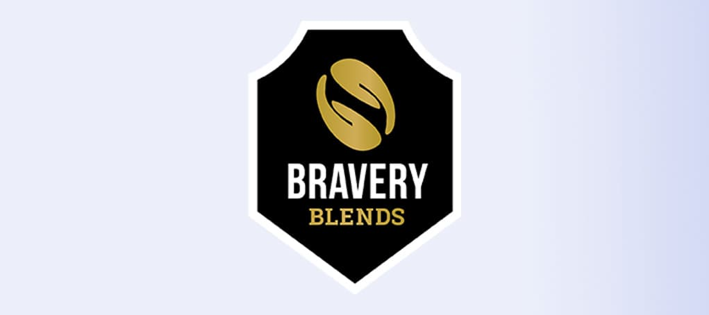Bravery Blends Coffee logo