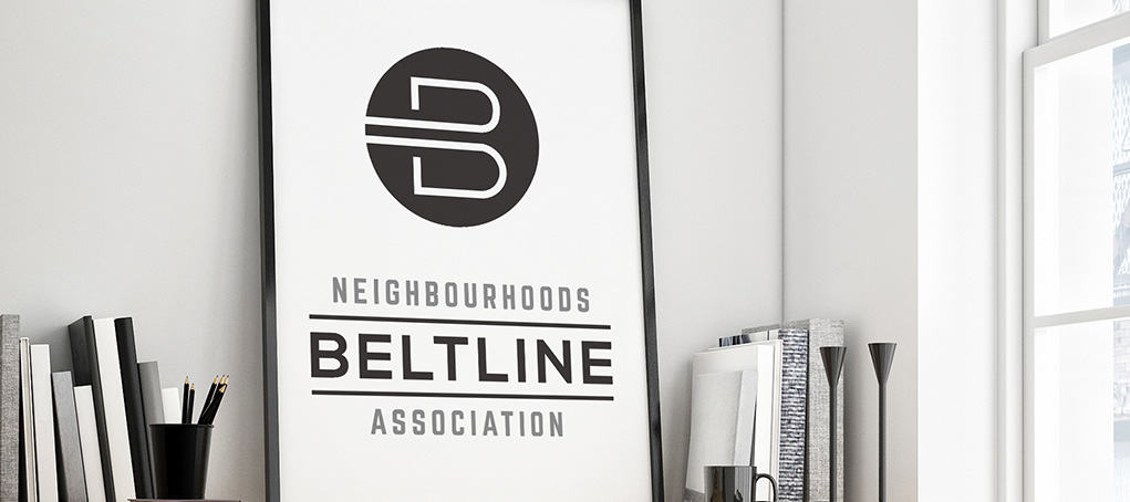 Beltline logo feature