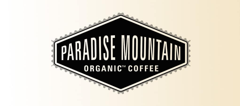 Paradise Mountain Organic Coffee logo