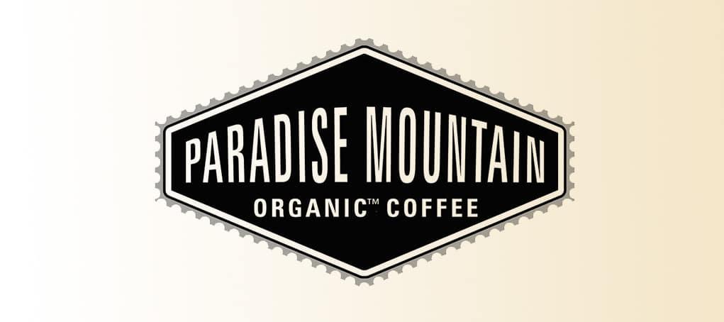 Paradise Mountain Organic Coffee logo
