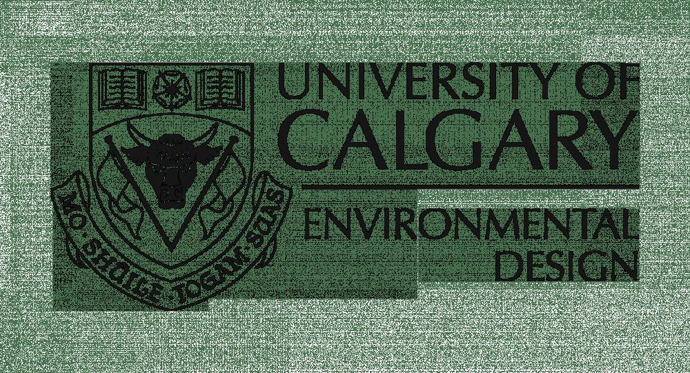 Faculty of Environmental Design logo