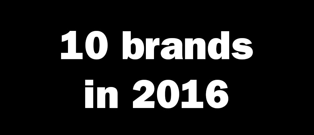 GOOD Company's 2016 logos