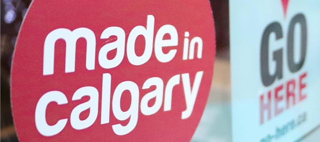 Made in Calgary