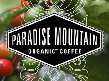 Paradise Mountain Organic Coffee - logo