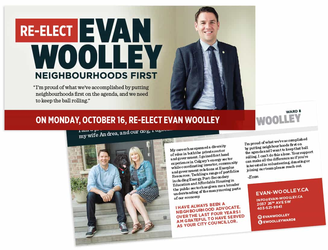 Evan Woolley Ward 8