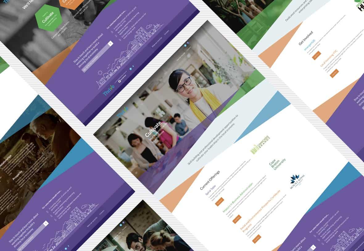 Thrive Website Design