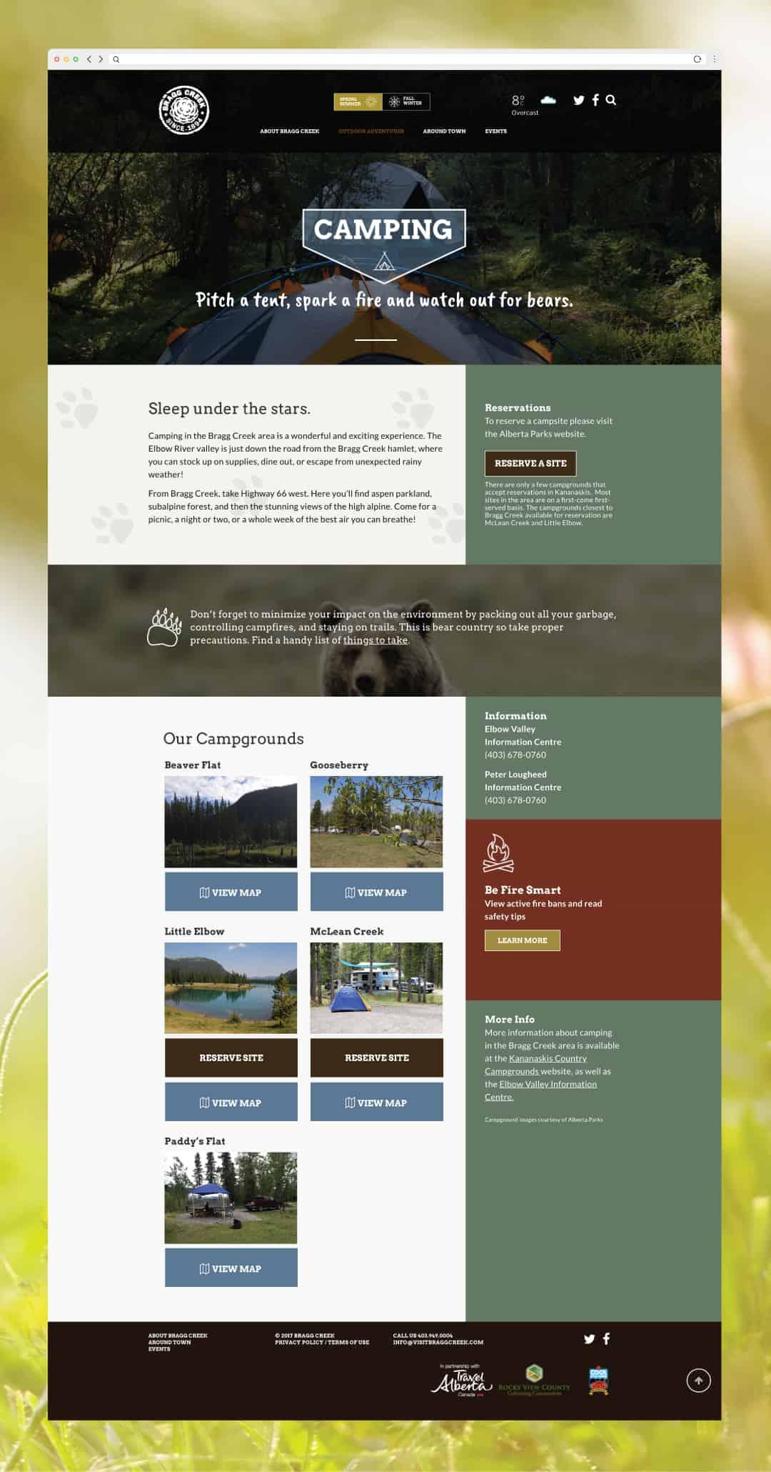 BraggCreek-Website