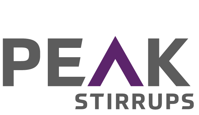 PEAK Stirrups logo